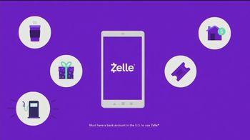 Zelle TV Spot, 'Live!: Hero of the Day' - Thumbnail 3