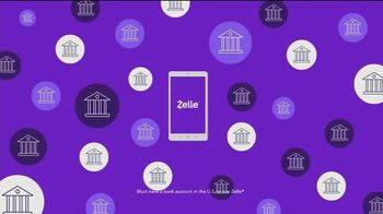 Zelle TV Spot, 'Live!: Hero of the Day'