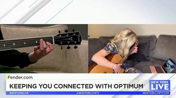 Optimum TV Spot, 'New York Live: Connected to Your Passions' - Thumbnail 3