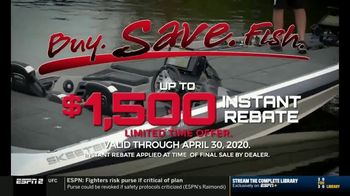 Skeeter Boats TV Spot, 'Buy, Save, Fish: Extended' - Thumbnail 4