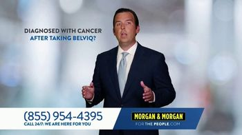 Morgan & Morgan Law Firm TV Spot, 'Belviq Cancer Cases' - Thumbnail 1