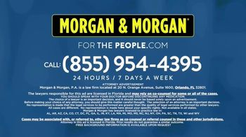 Morgan & Morgan Law Firm TV Spot, 'Belviq Cancer Cases' - Thumbnail 10