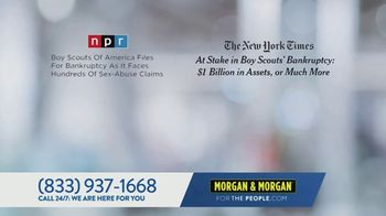 Morgan & Morgan Law Firm TV Spot, 'Closure' - Thumbnail 7