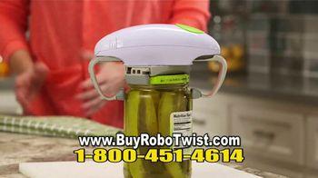 Robo Twist TV Spot, 'Open Tough Jars'