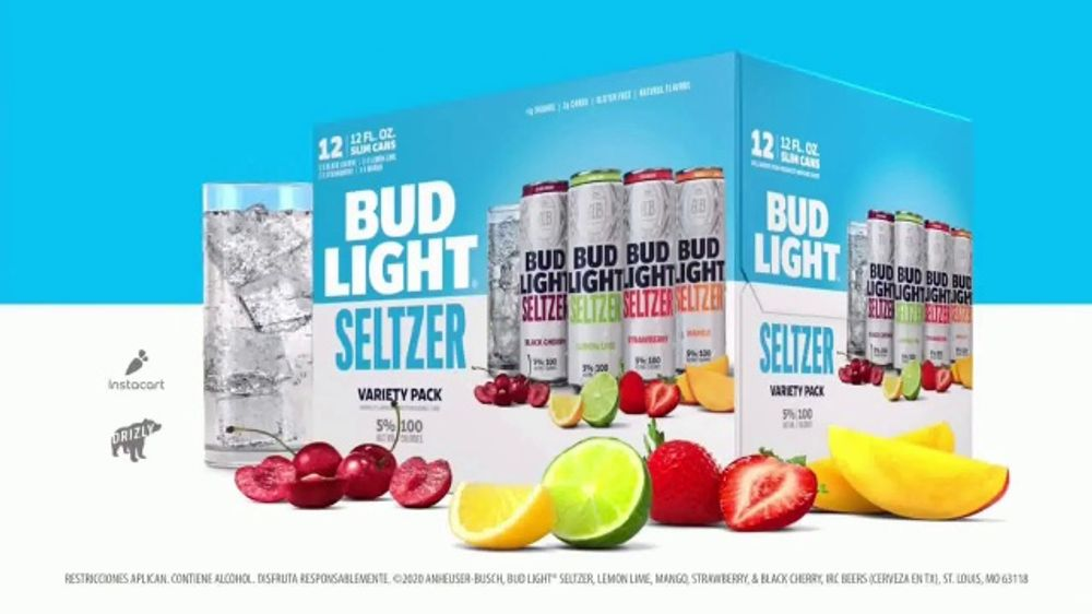 Bud Light Seltzer TV Commercial, 'Preguntas'