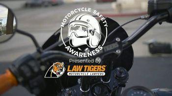 Kirkendall Dwyer LLP TV Spot, 'Motorcycle Safety Awareness Month' - Thumbnail 1