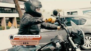 Kirkendall Dwyer LLP TV Spot, 'Motorcycle Safety Awareness Month' - Thumbnail 4