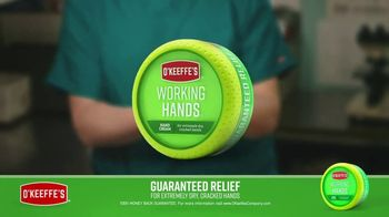 O'Keeffe's Working Hands TV Spot, 'Handwashing Healthy Feet' - Thumbnail 5