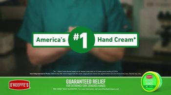 O'Keeffe's Working Hands TV Spot, 'Handwashing Healthy Feet' - Thumbnail 6