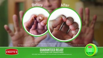 O'Keeffe's Working Hands TV Spot, 'Handwashing Healthy Feet' - Thumbnail 7