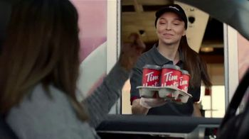 Tim Hortons TV Spot, 'Mobile App: United Donut'