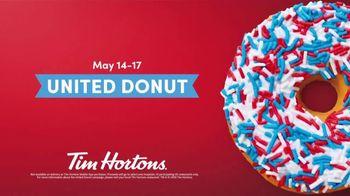 Tim Hortons TV Spot, 'Mobile App: United Donut' - Thumbnail 7