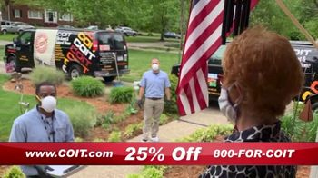 COIT TV Spot, 'Here to Help: 25 Percent Off' - Thumbnail 2