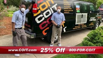 COIT TV Spot, 'Here to Help: 25 Percent Off' - Thumbnail 6