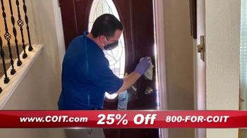 COIT TV Spot, 'Here to Help: 25 Percent Off' - Thumbnail 7