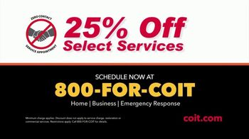 COIT TV Spot, 'Here to Help: 25 Percent Off' - Thumbnail 8