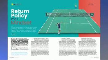 Tennis Channel Magazine TV Spot, 'Get Instruction' - Thumbnail 3