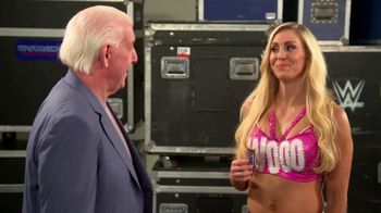 Snickers TV Spot, 'WWE Fan Favorite Commercials: Confused' Featuring Ric Flair, Charlotte Flair, Zack Ryder