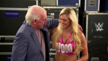 Snickers TV Spot, 'WWE Fan Favorite Commercials: Confused' Featuring Ric Flair, Charlotte Flair, Zack Ryder - Thumbnail 10
