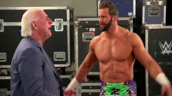 Snickers TV Spot, 'WWE Fan Favorite Commercials: Confused' Featuring Ric Flair, Charlotte Flair, Zack Ryder - Thumbnail 5
