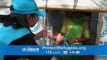 USA for UNHCR TV Spot, 'Social Distancing is Impossible in Refugee Camps' - Thumbnail 5
