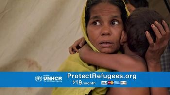 USA for UNHCR TV Spot, 'Social Distancing is Impossible in Refugee Camps' - Thumbnail 6