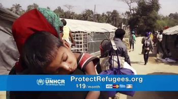 USA for UNHCR TV Spot, 'Social Distancing is Impossible in Refugee Camps' - Thumbnail 7