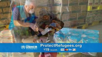 USA for UNHCR TV Spot, 'Social Distancing is Impossible in Refugee Camps' - Thumbnail 8