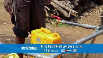 USA for UNHCR TV Spot, 'Social Distancing is Impossible in Refugee Camps' - Thumbnail 9