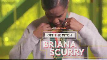 NBC Sports Network TV Spot, 'On Her Turf: Stories' - Thumbnail 7