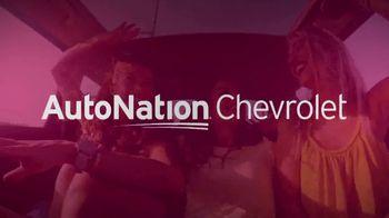AutoNation Chevrolet TV Spot, 'Like Never Before' - Thumbnail 1