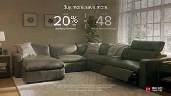 Value City Furniture Memorial Day Sale TV Spot, 'A Comfortable Place' - Thumbnail 4