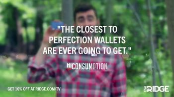 The Ridge Wallet TV Spot, 'Closest to Perfection' - Thumbnail 3