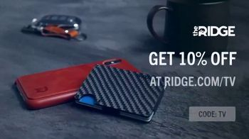 The Ridge Wallet TV Spot, 'Closest to Perfection' - Thumbnail 7