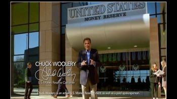 U.S. Money Reserve TV Spot, 'The Next Gold Rush: $189' Featuring Chuck Woolery - Thumbnail 1