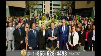 U.S. Money Reserve TV Spot, 'The Next Gold Rush: $189' Featuring Chuck Woolery - Thumbnail 4