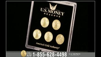 U.S. Money Reserve TV Spot, 'The Next Gold Rush: $189' Featuring Chuck Woolery - Thumbnail 5