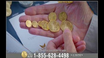 U.S. Money Reserve TV Spot, 'The Next Gold Rush: $189' Featuring Chuck Woolery - Thumbnail 7