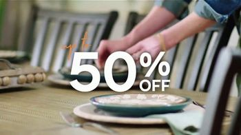 Ashley HomeStore TV Spot, 'Safely Opening: Up to 50 Percent Off' - Thumbnail 3