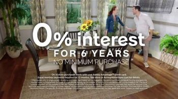 Ashley HomeStore TV Spot, 'Safely Opening: Up to 50 Percent Off' - Thumbnail 5