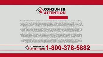 Consumer Attention TV Spot, 'Ovarian Cancer' - Thumbnail 9