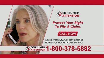 Consumer Attention TV Spot, 'Ovarian Cancer' - Thumbnail 8