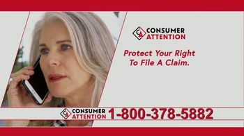 Consumer Attention TV Spot, 'Ovarian Cancer'
