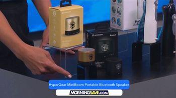 MorningSave TV Spot, 'Speaker, Hairbrush, Toothbrush and Oils' - Thumbnail 3