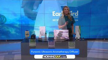 MorningSave TV Spot, 'Speaker, Hairbrush, Toothbrush and Oils' - Thumbnail 8