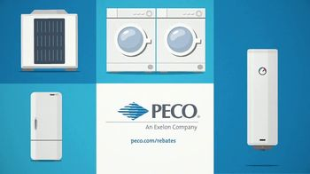 PECO TV Spot, 'Save Money With Rebates'
