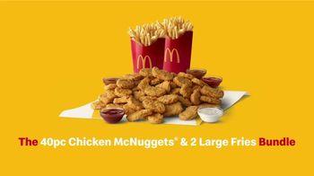 McDonald's TV Spot, 'Work up an Appetite' - Thumbnail 7