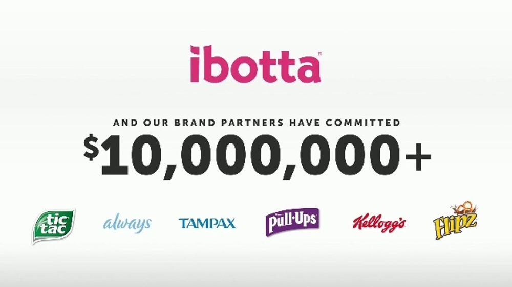 Ibotta TV Commercial, '$10 Million in Cash Back'