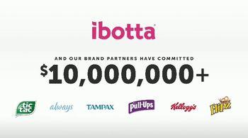 Ibotta TV Spot, '$10 Million in Cash Back'