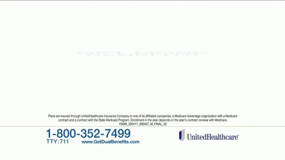 UnitedHealthcare Dual Complete TV Commercial, 'More Benefits & Features'